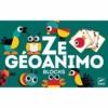 Kép 2/4 - Képkirakó - Geometrikus állatképek - Ze Geoanimo