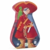 Kép 1/2 - Formadobozos puzzle - Kalózok kincse - The pirate and his treasure
