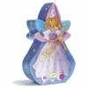Kép 1/2 - Formadobozos puzzle - Tündér és az egyszarvú - The fairy and the unicorn
