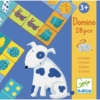 Kép 1/2 - Domino - Színes állatok - Colour animals