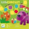 Kép 1/2 - Társasjáték - Színlépegetős - Little circuit