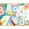 Kép 1/2 - ABC kreatív színező - A world to create, letters