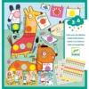 Kép 1/3 - Kreatív matricázó - With coloured dots