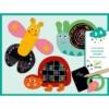Kép 1/3 - Karckép technika - Vicces állatok - Scratch the funny animals