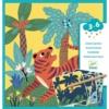 Kép 1/4 - Karckép technika - Nagy állatok - Big animals