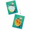 Kép 2/2 - Mozaik készítő - Színes ruhák - Party dresses