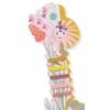 Kép 1/4 - Ékszerkészító készlet - Gyöngyök és virágok - Pearls and flowers