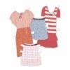 Kép 6/6 - Papírbaba öltöztető - Hatalmas gardrób – One big dressing room