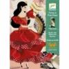 Kép 1/5 - Varrás és díszítés - Táncosnő - Flamenco