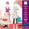 Kép 1/7 - Divattervező műhely - Ruhatervező rajzkészlet - Drawing a fashion show