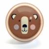 Kép 2/2 - Gumilabda - Bear & Fox Ball