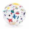 Kép 1/2 - Felfújlató labda - Űrjárművek - Space ball
