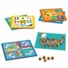 Kép 4/4 - Társasjáték klasszikus - Társasjáték készlet KJ4+ - Classic box 4+