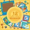 Kép 1/4 - Társasjáték klasszikus - Társasjáték készlet KJ4+ - Classic box 4+