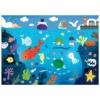 Kép 2/2 - Óriás puzzle - A tenger alatt - Under the sea