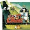 Kép 2/2 - Mini puzzle - A tűzoltóautó - The fire truck