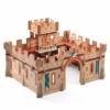 Kép 1/2 - Építőjáték - Középkori vár - Medieval castle