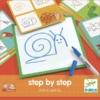 Kép 1/2 - Rajzolás lépésről lépésre - Állatok - Step by step Animals and Co