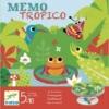 Kép 2/2 - Társasjáték - Esőerdő - Mémo Tropico