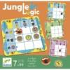 Kép 2/2 - Logikai játék - Jaguár logika - Jungle Logic