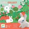 Kép 2/2 - Társasjáték - Nyuszi ül a fűben - Little collect