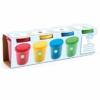 Kép 1/2 - 4 szín pillegyurma - 4 tubs of play dough