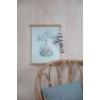 Kép 2/3 - Little Dutch mágneses poszter tartó akasztóval