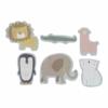 Kép 1/8 - Little Dutch puzzle játék - állatkert