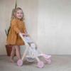 Kép 2/6 - Little Dutch fa játék babakocsi