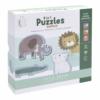 Kép 8/8 - Little Dutch puzzle játék - állatkert