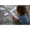 Kép 2/6 - Little Dutch domino és puzzle egyben játék - állatkert