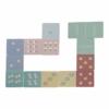 Kép 5/6 - Little Dutch domino és puzzle egyben játék - állatkert