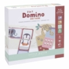 Kép 1/6 - Little Dutch domino és puzzle egyben játék - állatkert