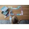 Kép 3/6 - Little Dutch domino és puzzle egyben játék - állatkert