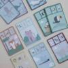 Kép 6/9 - Little Dutch kvartett kártyajáték - állatok