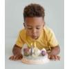 Kép 6/7 - Little Dutch fa játék szülinapi torta XL