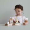 Kép 3/7 - Little Dutch fa játék szülinapi torta XL