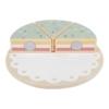 Kép 5/7 - Little Dutch fa játék szülinapi torta XL