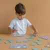 Kép 3/7 - Little Dutch állatos lottó játék gyerekeknek