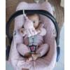Kép 4/5 - Little Dutch plüss rezgő polip pink