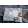Kép 3/7 - Little Dutch plüss babakönyv tengeri állatos kék