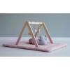 Kép 7/7 - Little Dutch babatornáztató tengeri állatos pink