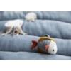 Kép 3/6 - Little Dutch játszószőnyeg tengeri állatos kék