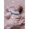 Kép 2/4 - Little Dutch plüss játék bálna pink 25 cm