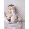 Kép 4/4 - Little Dutch plüss játék bálna pink 25 cm