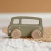Kép 3/7 - Little Dutch olívazöld kisbusz