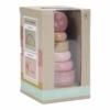 Kép 10/10 - Little Dutch montessori torony - pink