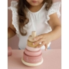 Kép 4/10 - Little Dutch montessori torony - pink