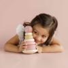 Kép 7/10 - Little Dutch montessori torony - pink