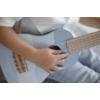 Kép 4/7 - Little Dutch játék gitár kék